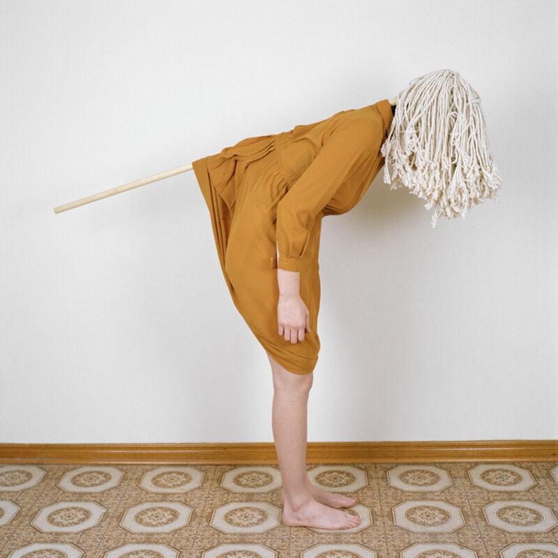 Alex Kisilevich, 'Mop', 2010, Print, C-print, Angell Gallery