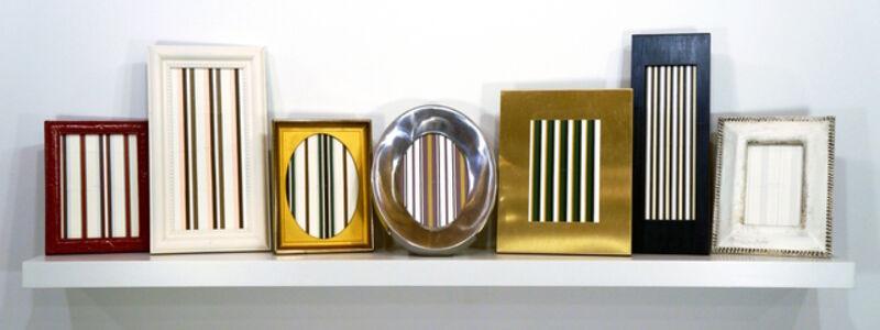 Carlton Scott Sturgill, 'Seven Decorating Schemes (Shelf) - Modern', 2016