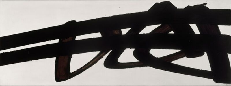 Pierre Soulages, '12, January 1974'
