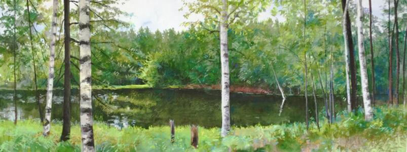 Elissa Gore, 'St. Regis River', 2017