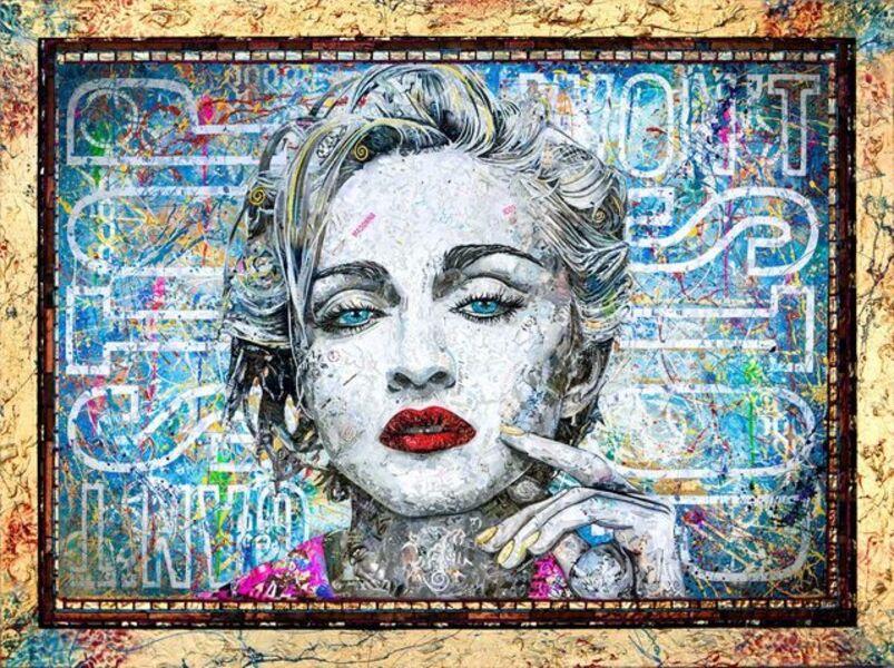 Brayden Bugazzi, 'Madonna Can't Stop ', 2016
