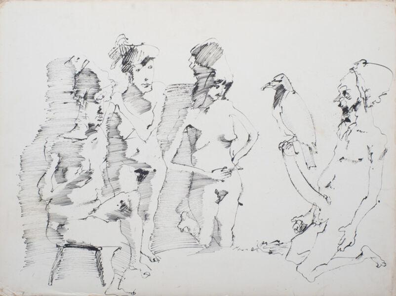 John Altoon, 'Untitled', 1968