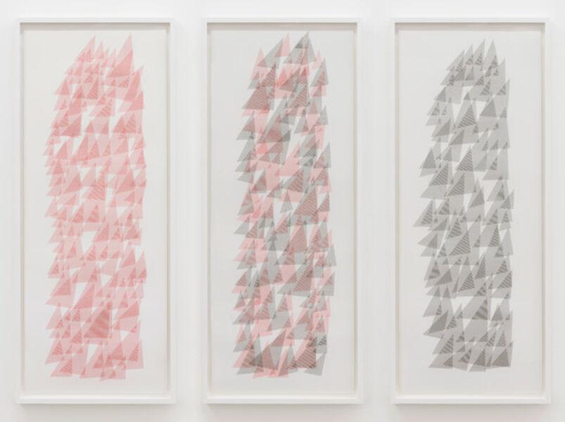 Ignacio Uriarte, 'Breiter Dreiklang', 2019