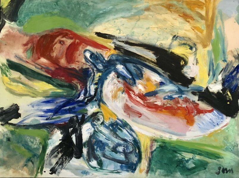 Asger Jorn, 'C'est dans l'air', 1965