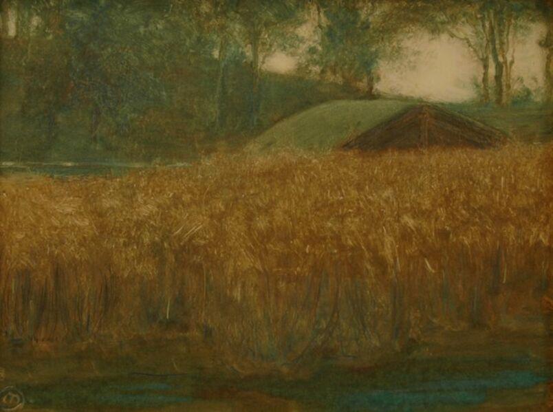 Hermann Dudley Murphy, 'Wheat Field', ca. 1905
