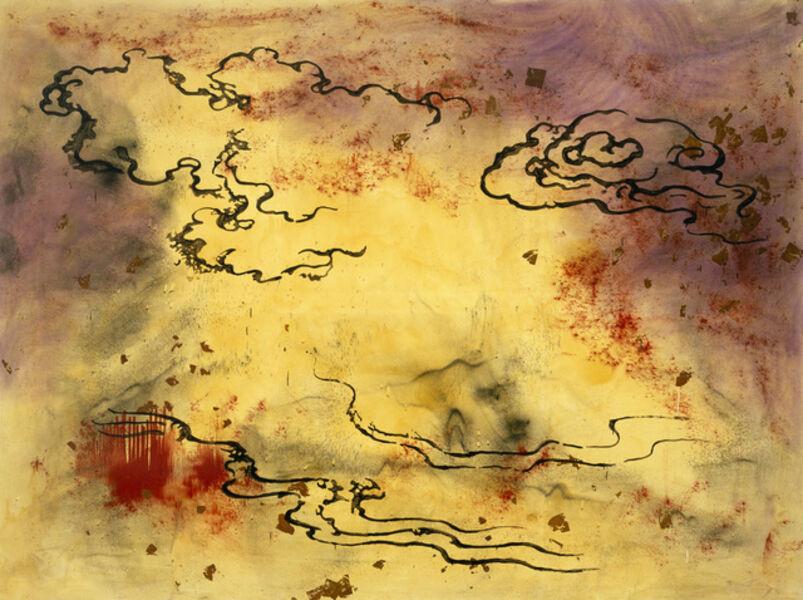 Sigmar Polke, 'Clouds (Wolken)', 1989