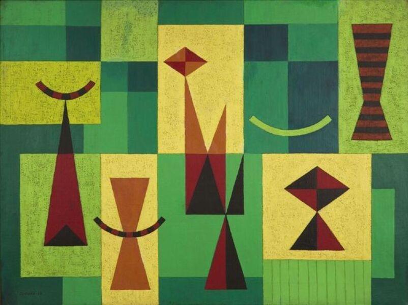 Mario Carreño, 'Untitled', 1954