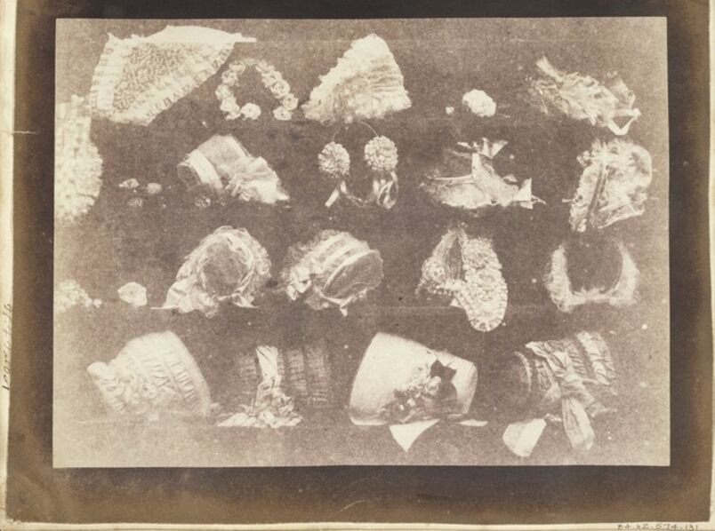 William Henry Fox Talbot, '[The Milliner's Window]', Before January 1844