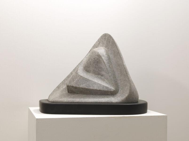 Naum Gabo, 'White Stone', 1963-1964