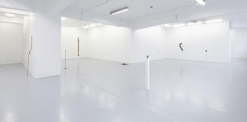 Epletre, installation view
