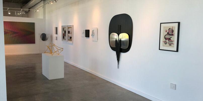 Concretismo y Abstracción, installation view
