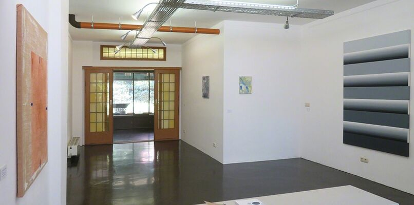 Beyond the Painting, installation view