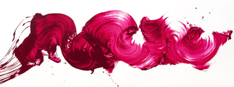 James Nares, 'Girl About Town', 2017
