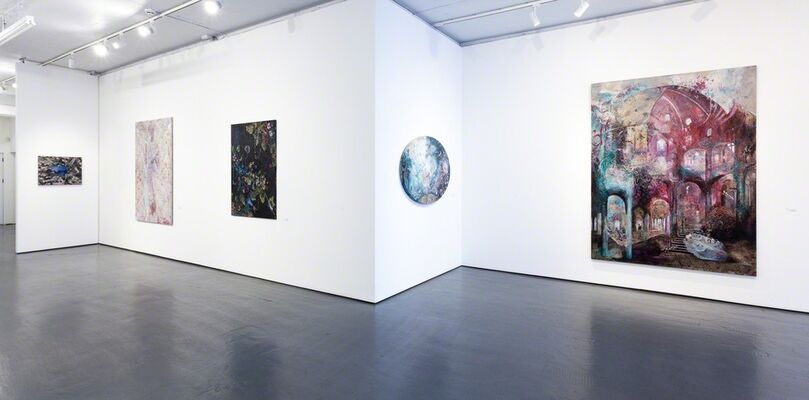 Dolly Thompsett | A Thousand Years to Unpack, installation view