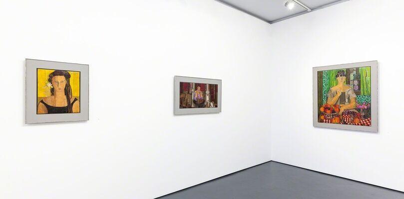 Alfredo Roldan | A Goddess at my Table, installation view