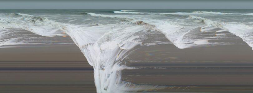 Jay Mark Johnson, 'STORM AT SEA #1, Los Angeles 2010', 2010