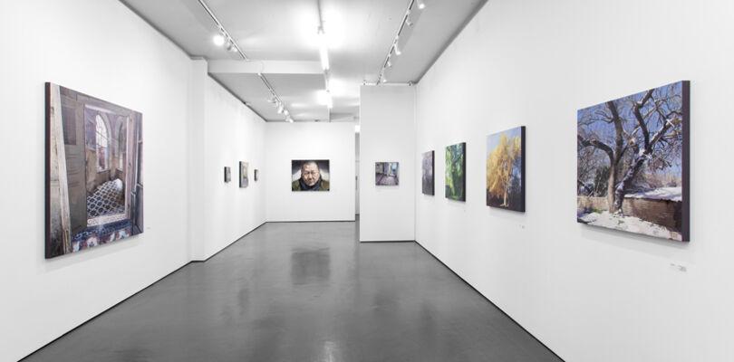 Matteo Massagrande   Selected works from the Kogart Museum, Tihany, Hungary, installation view
