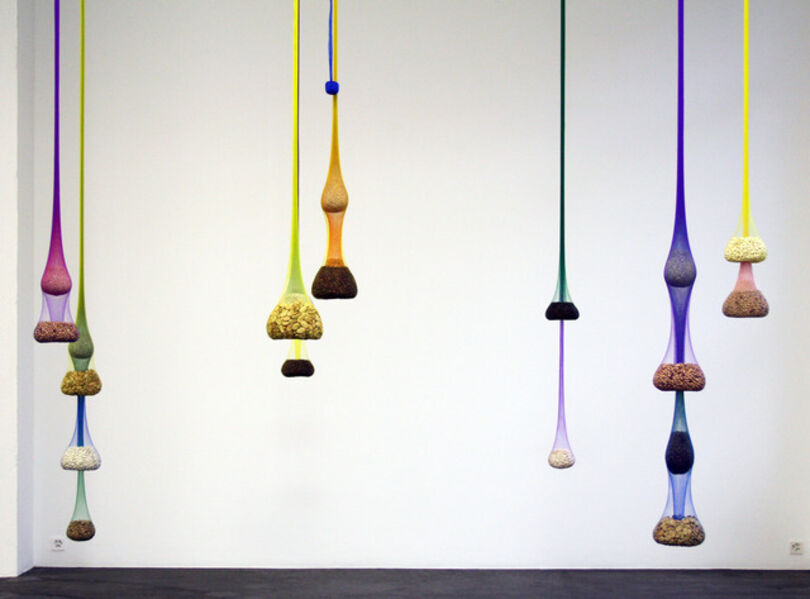 Ernesto Neto, 'Variation on Color Seed Space Time Love', 2009