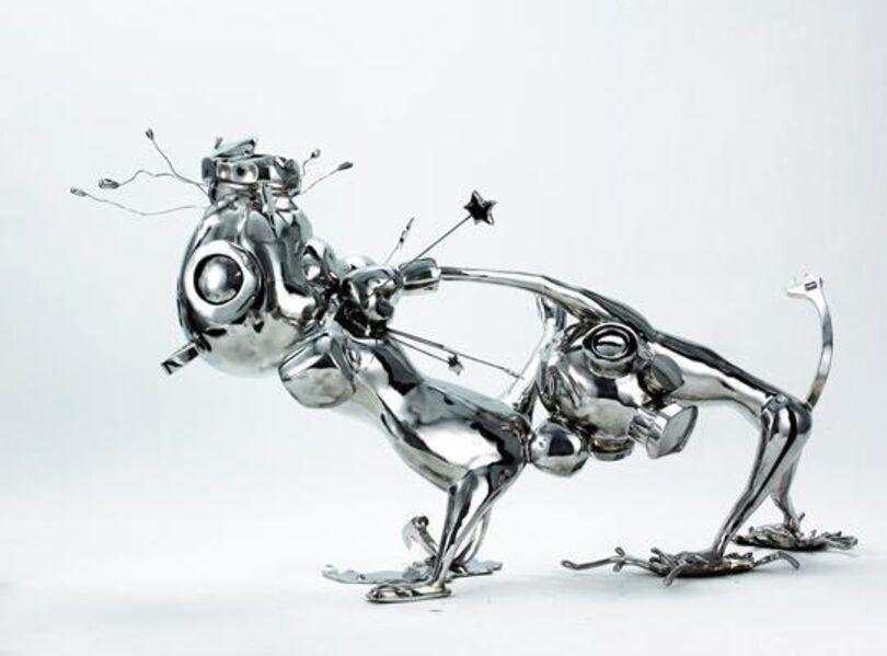 Liao Yibai, 'Man Man's Duel - The Unbeatable ', 2008