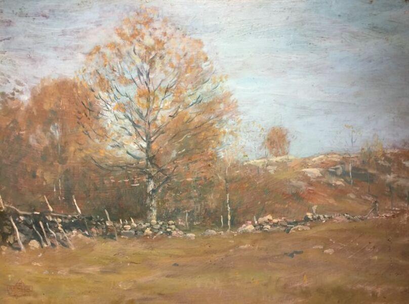 Henry Ward Ranger, 'Early Spring', 1910