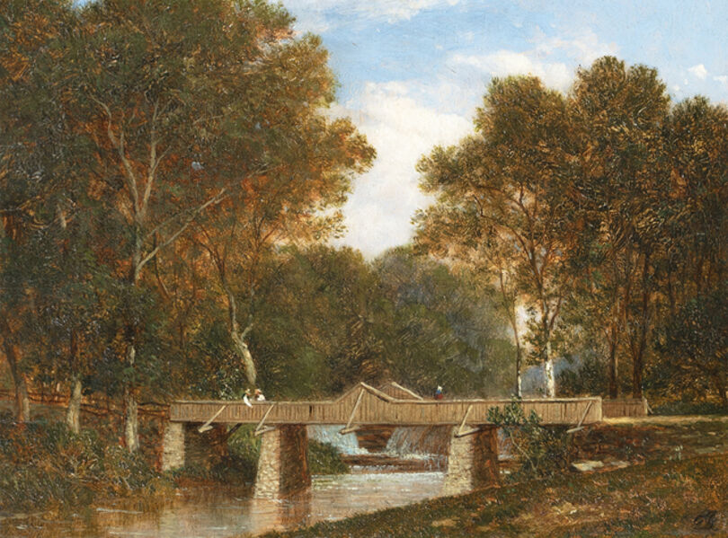 David Johnson, 'Smith Farm', 1893