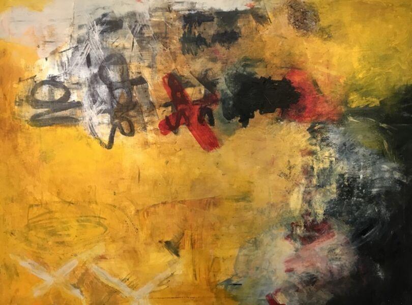 Lisa Pressman, 'Making it Stop 1', 2017