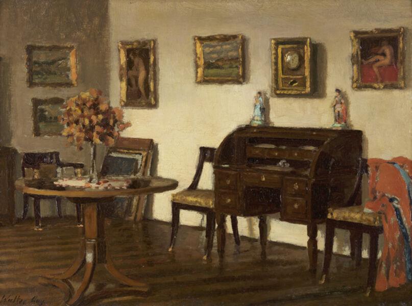 Walter Gay, 'Studio Interior'