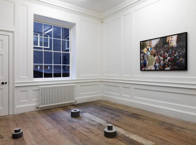 Asier Mendizabal, 'Base (Prizemljeno) #1, #2 and #3', 2011