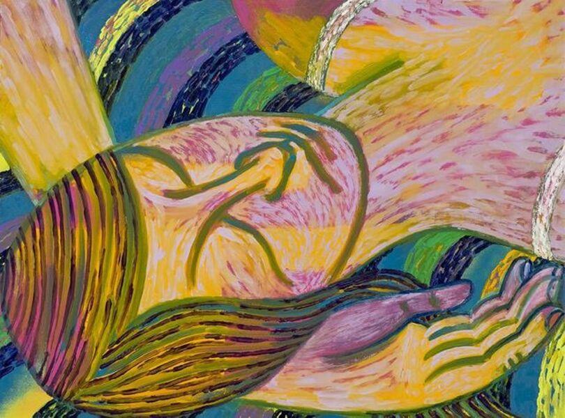 Benjamin Degen, 'Painter Sleeping', 2016