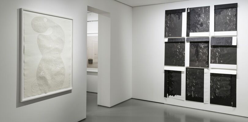 UNTITLED - Group Show, installation view