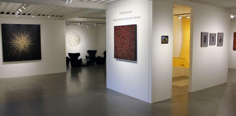 Mayme Kratz & Alan Bur Johnson: The Brief Forever, installation view