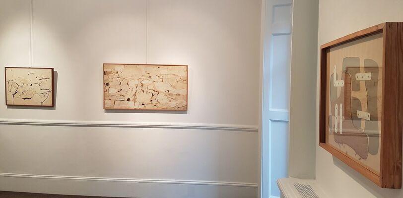 Conrad Marca-Relli, The prodigy of collage, installation view