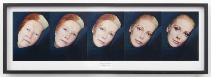 Martha Wilson, 'Makeover', 2015