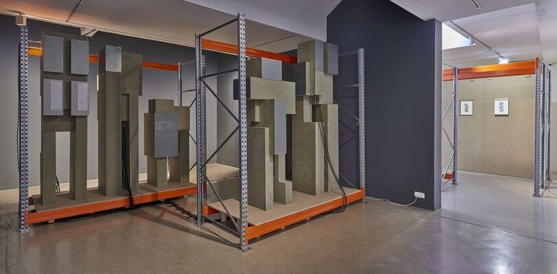 Boris Tellegen | UnPlot, installation view