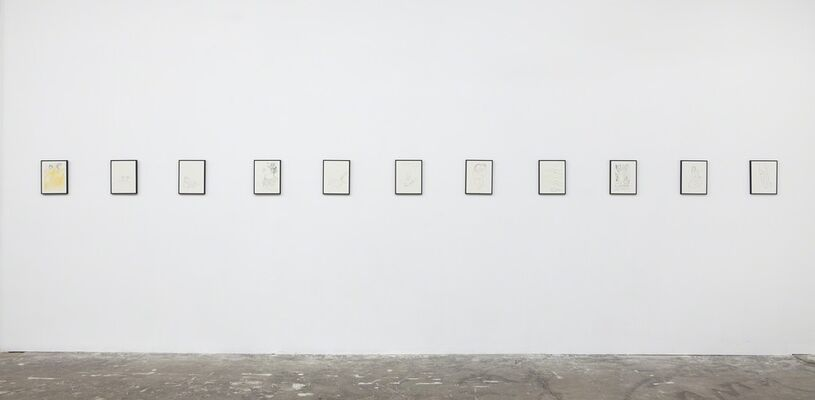 After Image, installation view