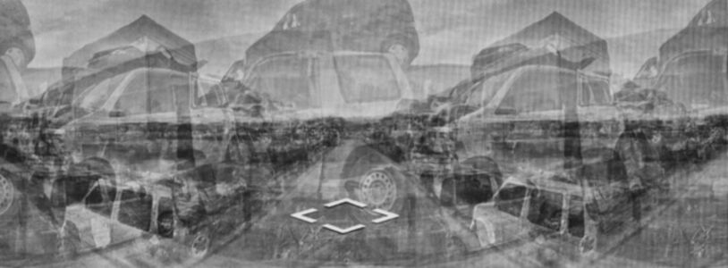 Ariel Ballester, 'Construir la memoria - street view - Ishinomaki V', 2012