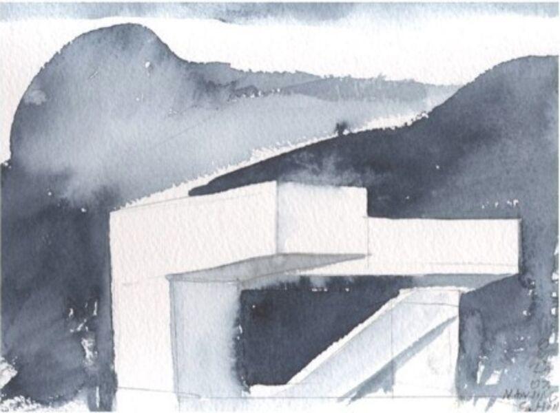 Steven Holl, 'Sifang Art Museum'