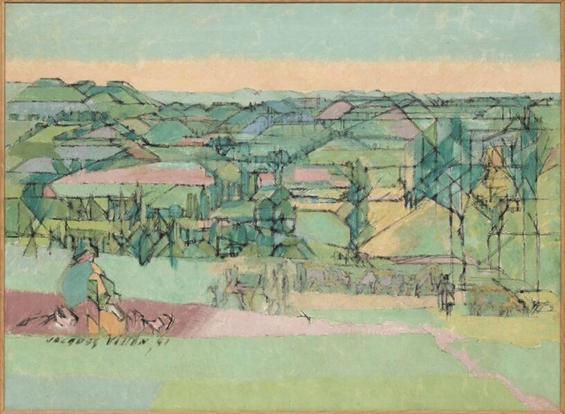 Jacques Villon, 'Paysage du Tarn-et-Garonne', 1941
