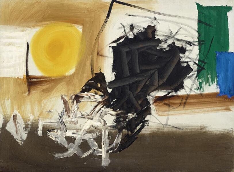 Yvonne Thomas, 'Lanzarote', 1959