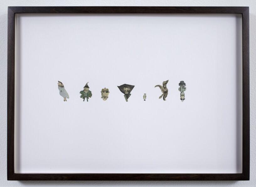 Jack Strange, 'Twenty Dollar Bill', 2011