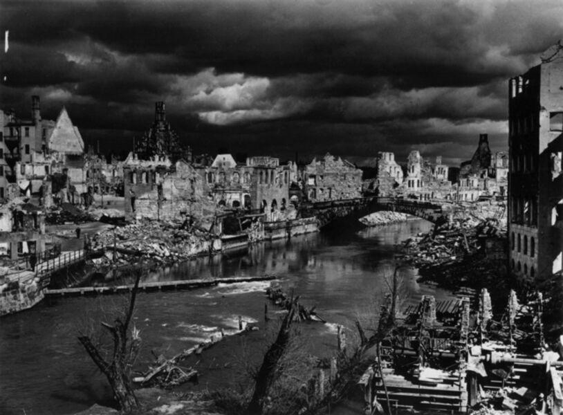 Yevgeny Khaldei, 'Nuremberg, 1946', 1946