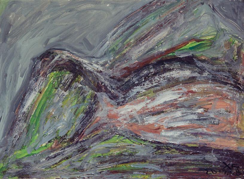 Xianfeng Zhao, 'Landscape IV', 2017