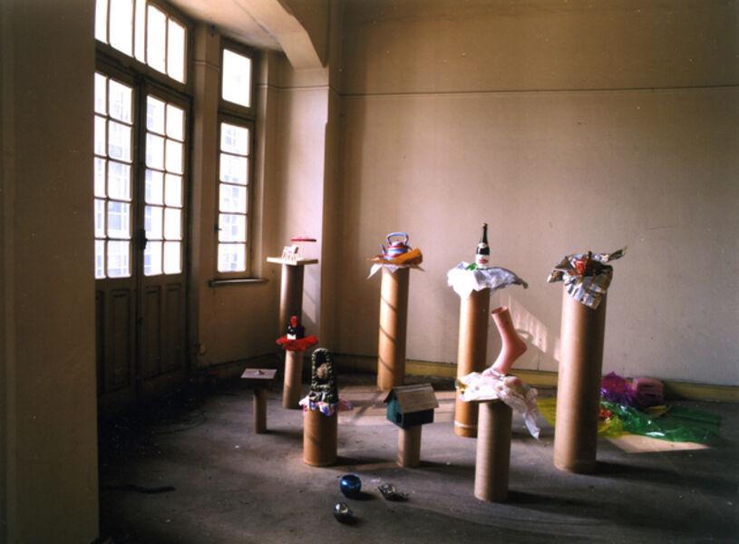 Rochelle Costi, 'Sala dos Presentes', 2007