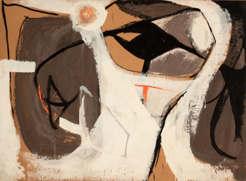 Yvonne Thomas, 'Half Moon', 1949