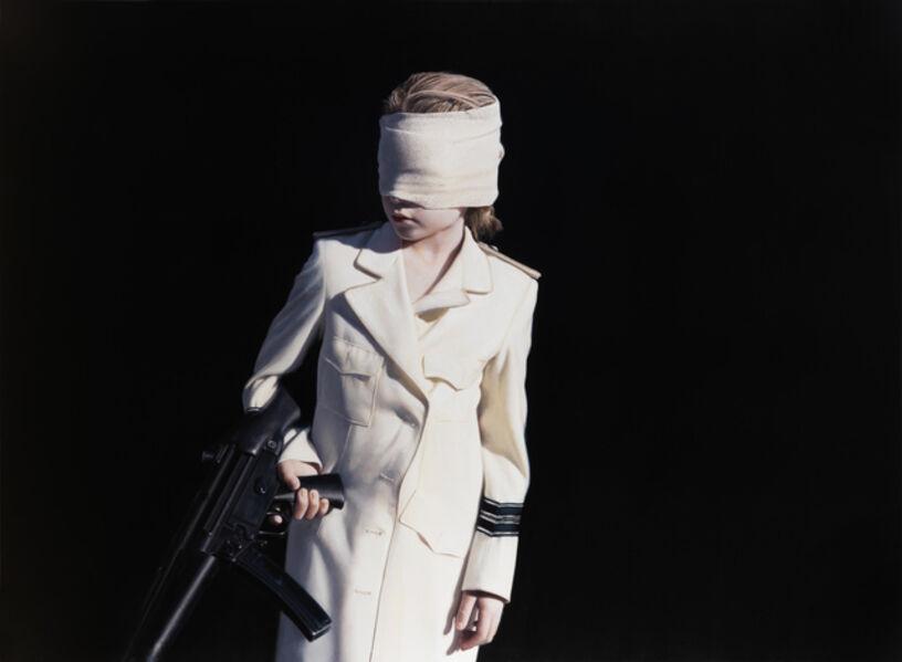 Gottfried Helnwein, 'The Disasters of War 50', 2016