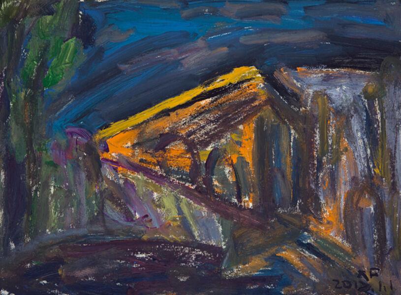 Xianfeng Zhao, 'Landscape II', 2017