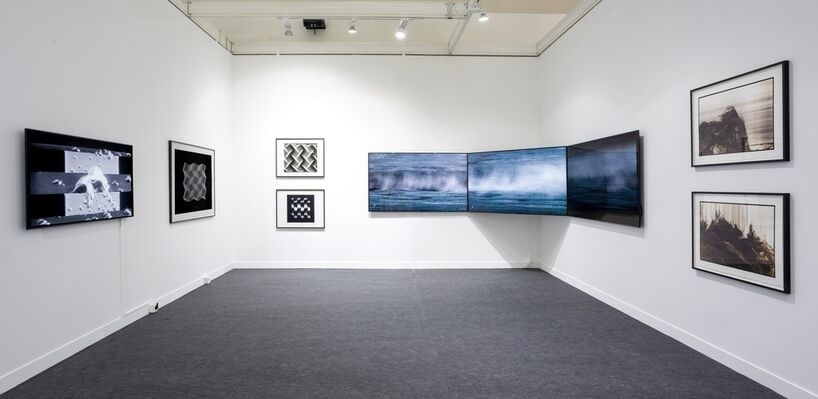 BERG Contemporary at FIAC 2019, installation view