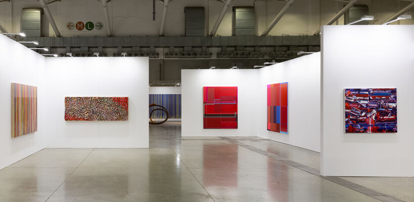 Miles McEnery Gallery at Taipei Dangdai 2020, installation view