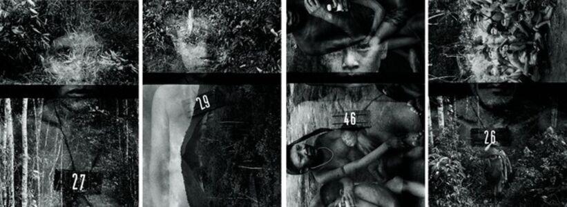 Claudia Andujar, 'Vertical 19 - da série Marcados', 1983