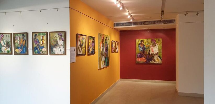 Phase - III : Southern Diaries, installation view